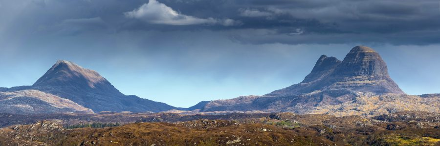 Suilven and Canisp