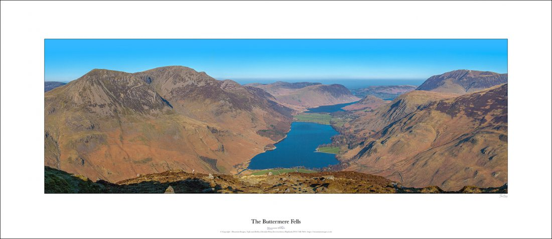 The Buttermere Fells